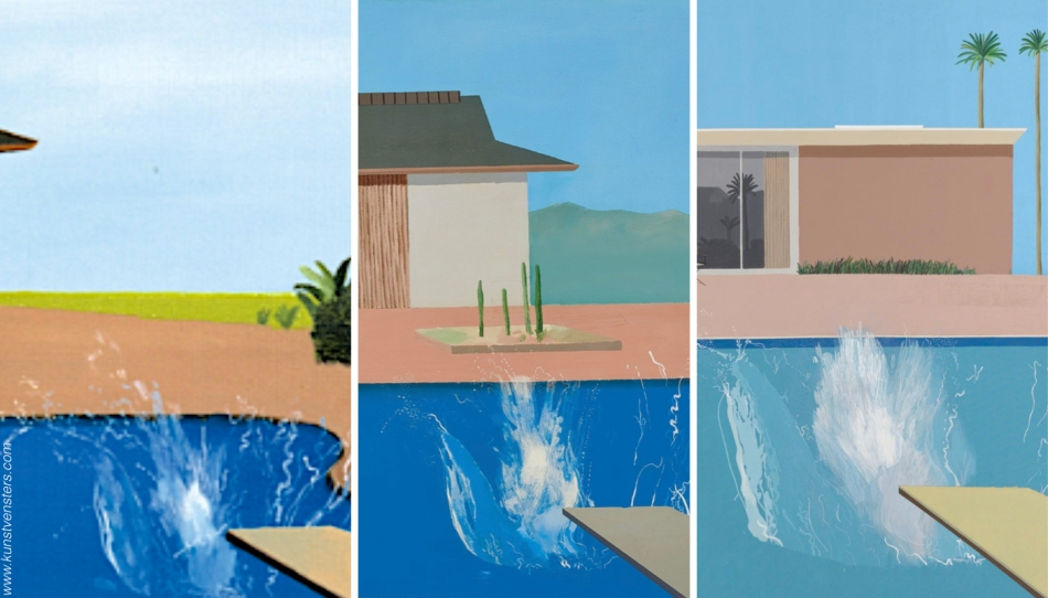 David Hockney - Splash