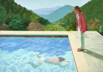 David Hockney - Portrait of an Artist