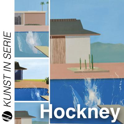 David Hockney - Splash