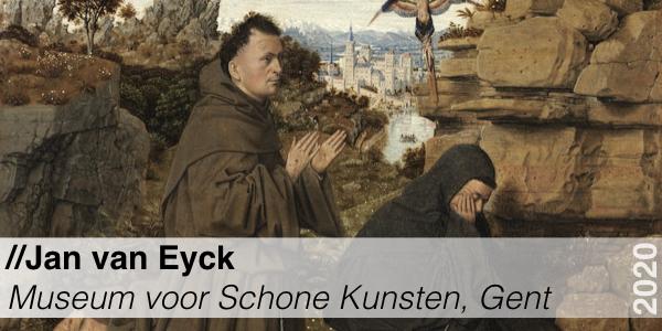 Jan van Eyck - Museum voor Schone Kunsten