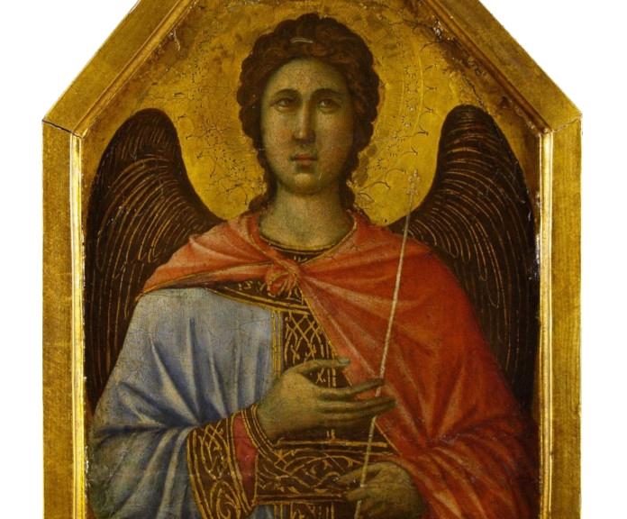 Duccio - Engel