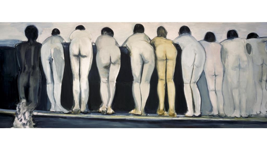 Groupshow - Marlene Dumas