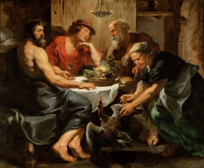 Peter Paul Rubens - Philemon en Baucis