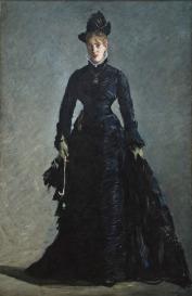 Édouard Manet - Parijse Dame