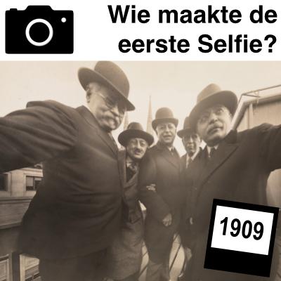 Eerste Selfie
