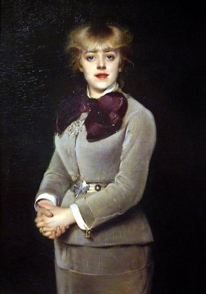 Louise Abbéma - Jeanne Samary