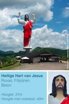 Jezus Roxas Filipijnen Beeld