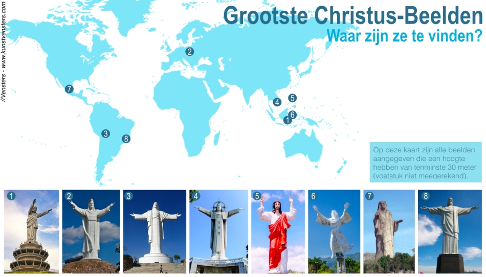 Grootste Beeld van Jezus Christus