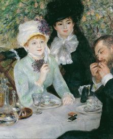 Pierre Auguste Renoir - Na de Lunch