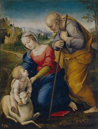 Rafaël - de Heilige Familie
