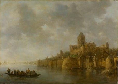 Jan van Goyen - Nijmegen (Rijksmuseum)