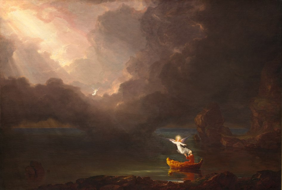 Thomas Cole - Old Age