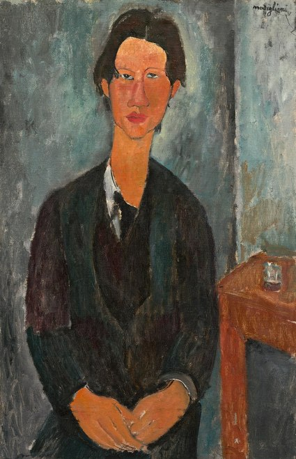Amedeo Modigliani - Chaïm Soutine