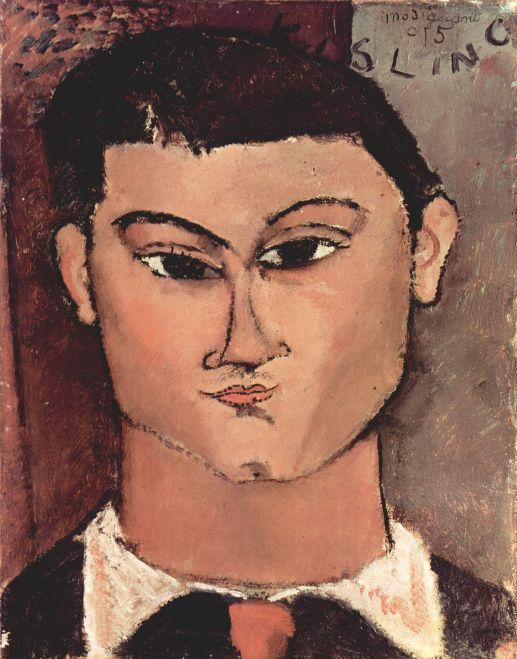 Amedeo Modigliani - Moïse Kisling