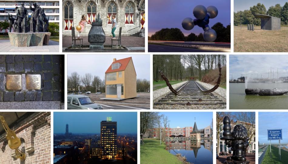 Mooiste Kunstwerken Openbare Ruimte
