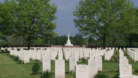 Begraafplaats Groesbeek