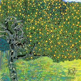 Gustave Klimt - de Gouden Appelboom