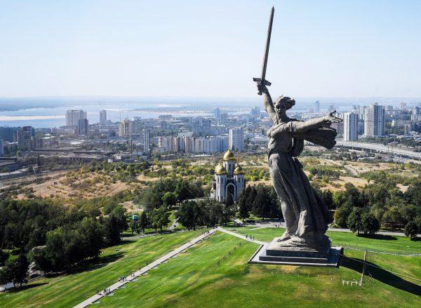 Het Moederland Roept - Volgograd