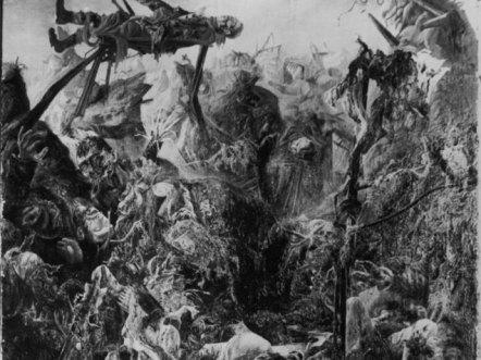 Otto Dix - Loopgraaf
