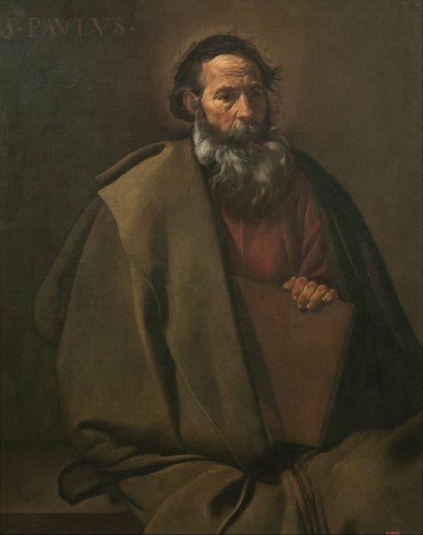 Diego Velazquez - Paulus