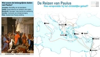 Reizen van Paulus