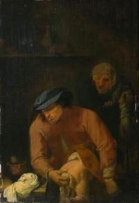 Adriaen Brouwer - Reuk