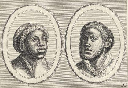 Joannes and Lucas van Doetecum - Bruyntje Springh-in-'t-Bed en Flip de Duyvel