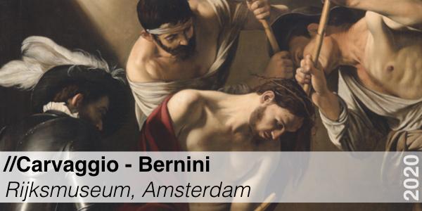 Caravaggio Bernini - Rijksmuseum