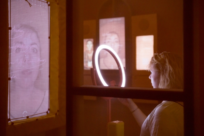 Biometric Mirror - Lucy McRae & Niels Wouters