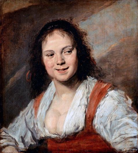 Frans_Hals-Zigeunermeisje