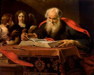 Gerard Seghers - Sint Hieronymus