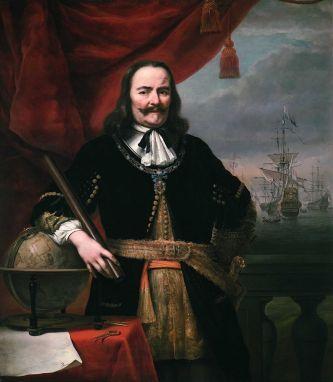 Ferdinand Bol - Michiel de Ruyter