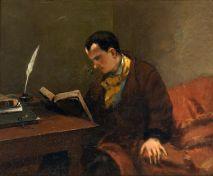 Gustav Courbet - Charles Baudelaire