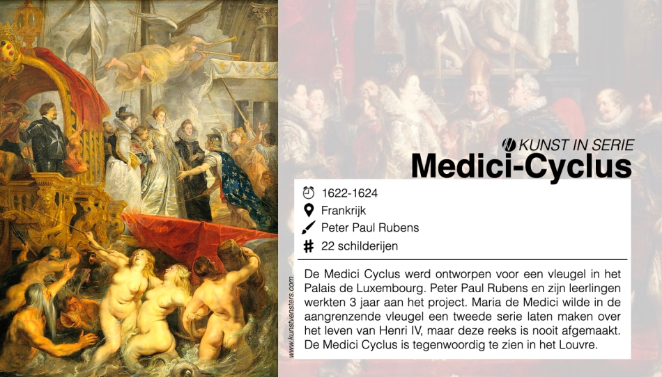 Rubens - Medici Cyclus